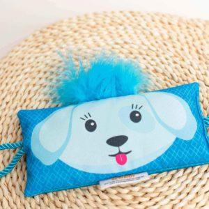breathing dog toy